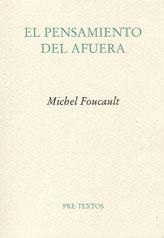Michel Foucault, El pensamiento del afuera