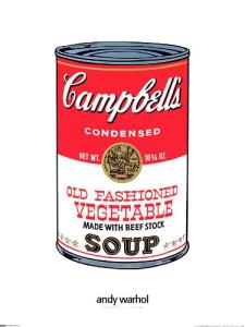 Andy Warhol, Campbells Soup